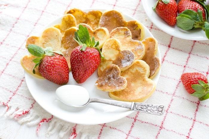 Desayunos de San Valentín