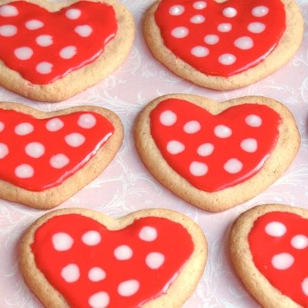 Recetas infantiles para San Valentín
