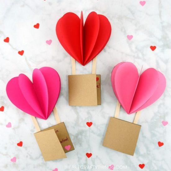 Tarjetas del Día de los Enamorados
