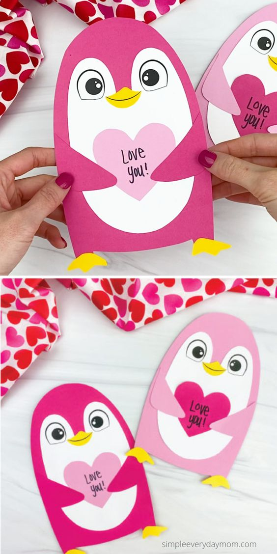 Tarjetas para felicitar San Valentín