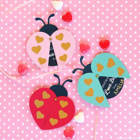 Felicitaciones de San Valentín para niños