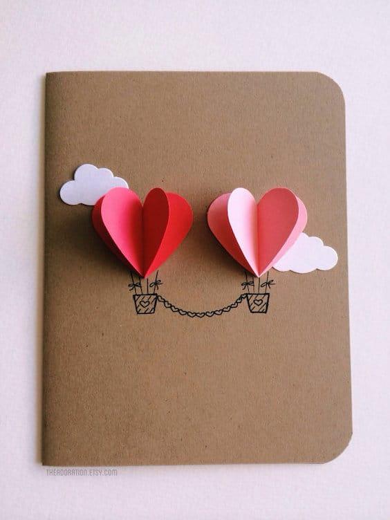 Tarjetas originales San Valentín