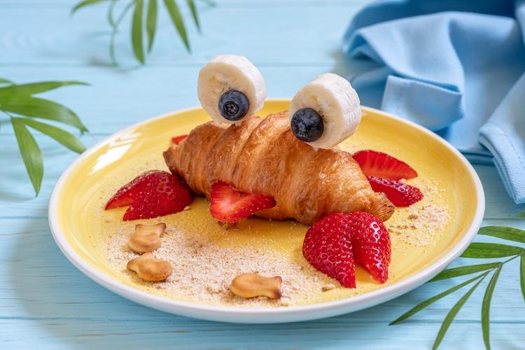 Desayuno casero para papá