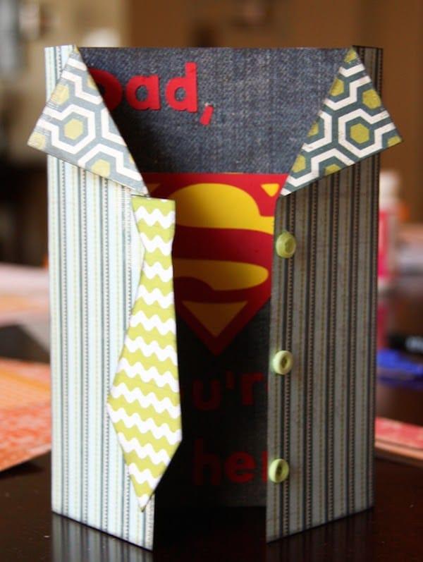 32 tarjetas para el Día del Padre originales y bonitas 1