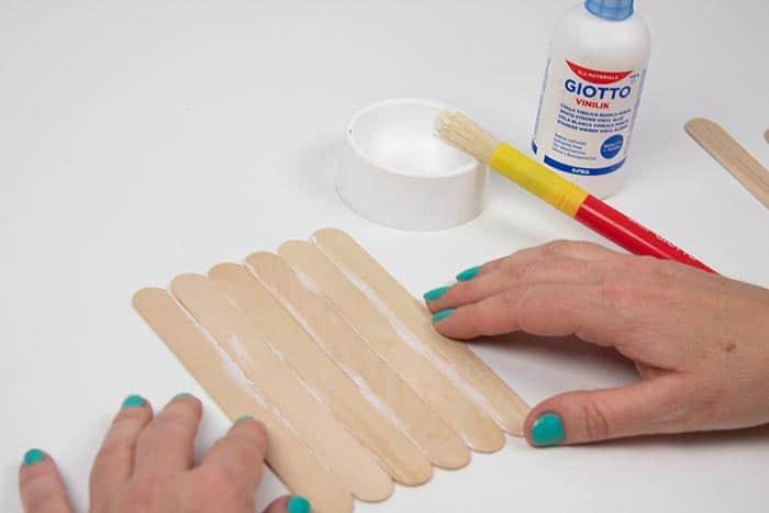 3 manualidades con palos de helado