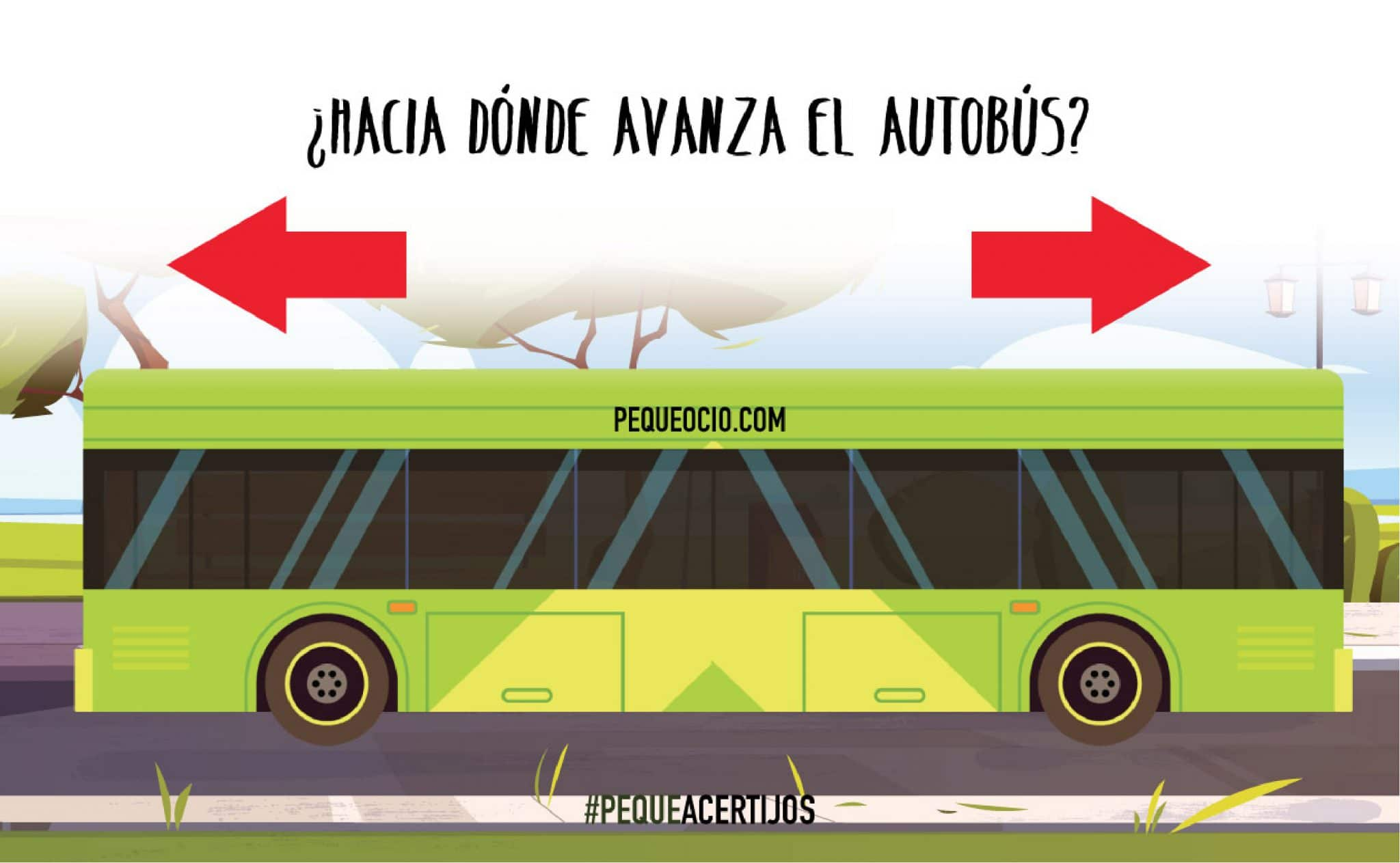 acertijo del autobus