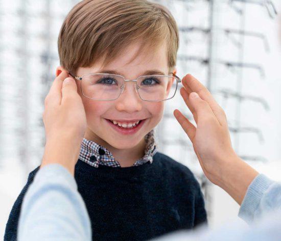 gafas graduadas para niños