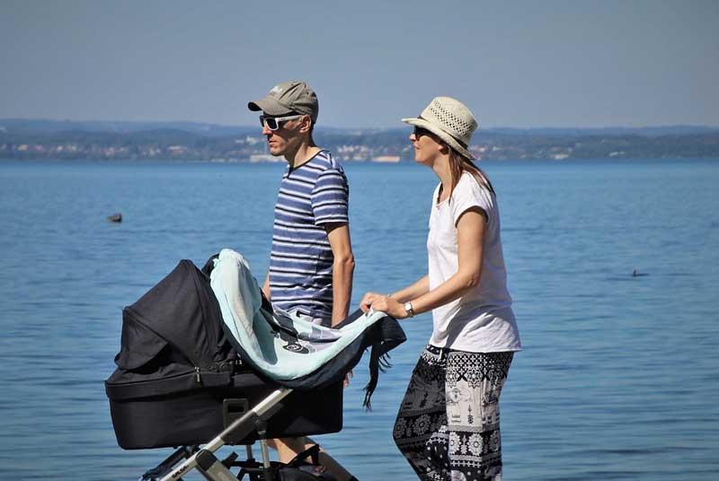 paseos bebé