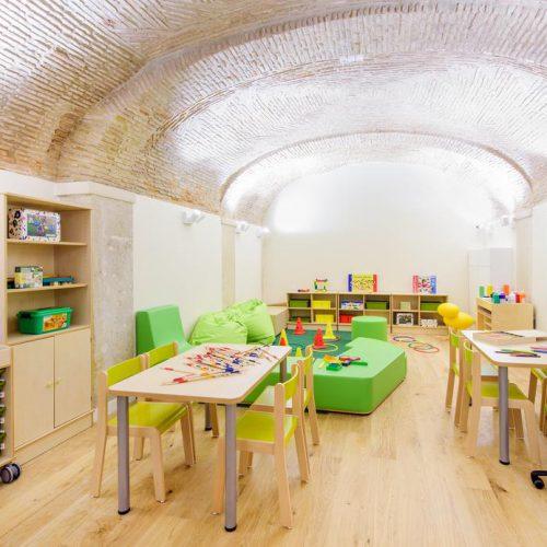 Martinhal Lisbon Chiado Family Suites para niños