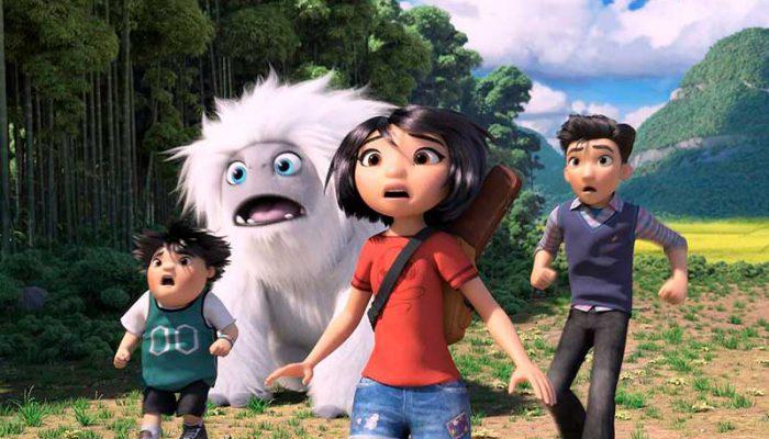 Abominable estreno España
