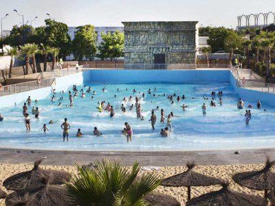 Agua Magica en Isla Magica Sevilla