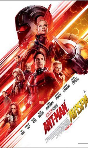 Ant-Man y la avispa pelicula Marvel