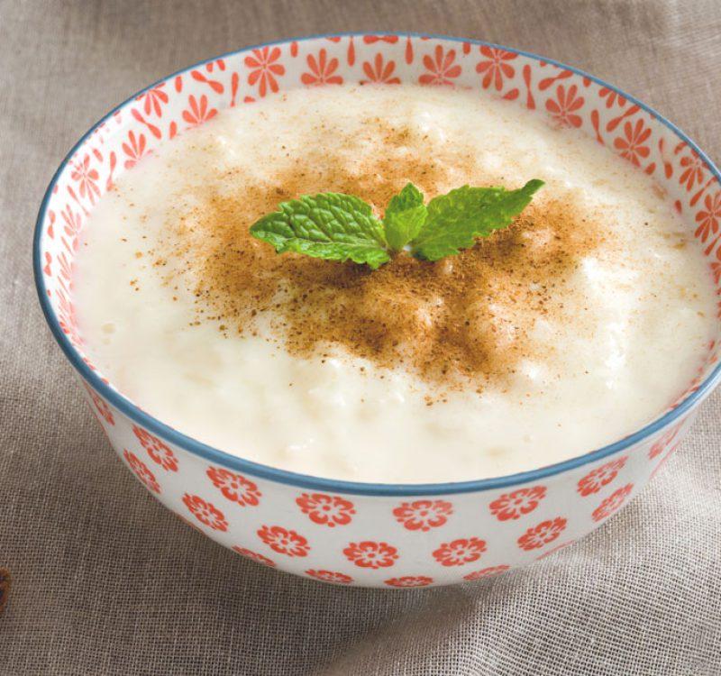 Receta arroz con leche tradicional