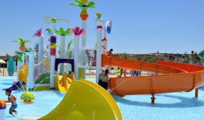 Atracciones de Warner Beach parque acuático