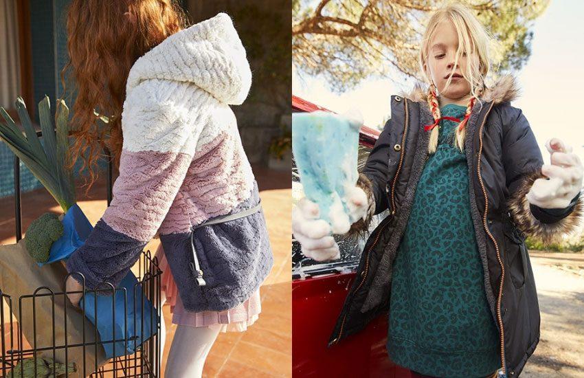 Boboli abrigos niñas