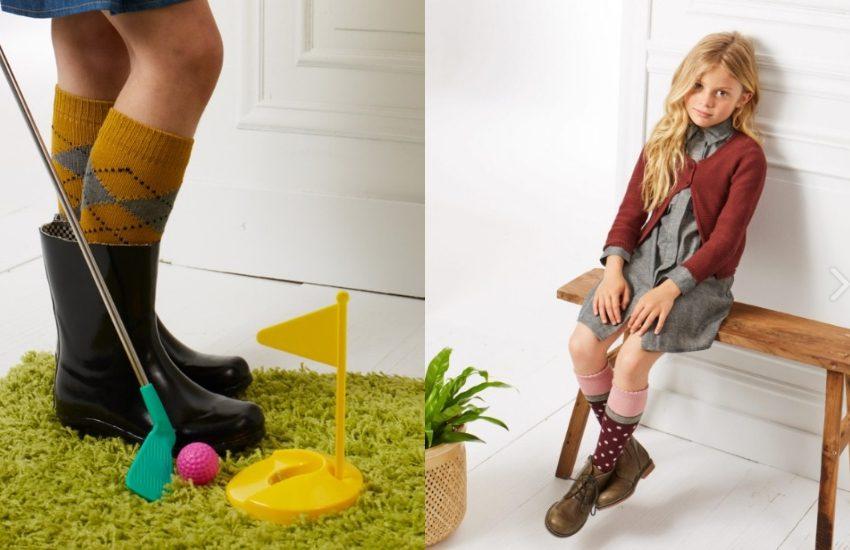 calcetines Cóndor para niños