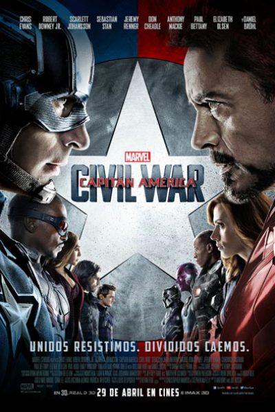 Capitan America civil war