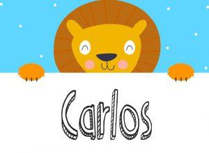 Carlos significado del nombre