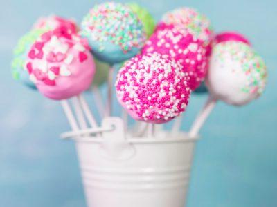 como hacer cake pops receta