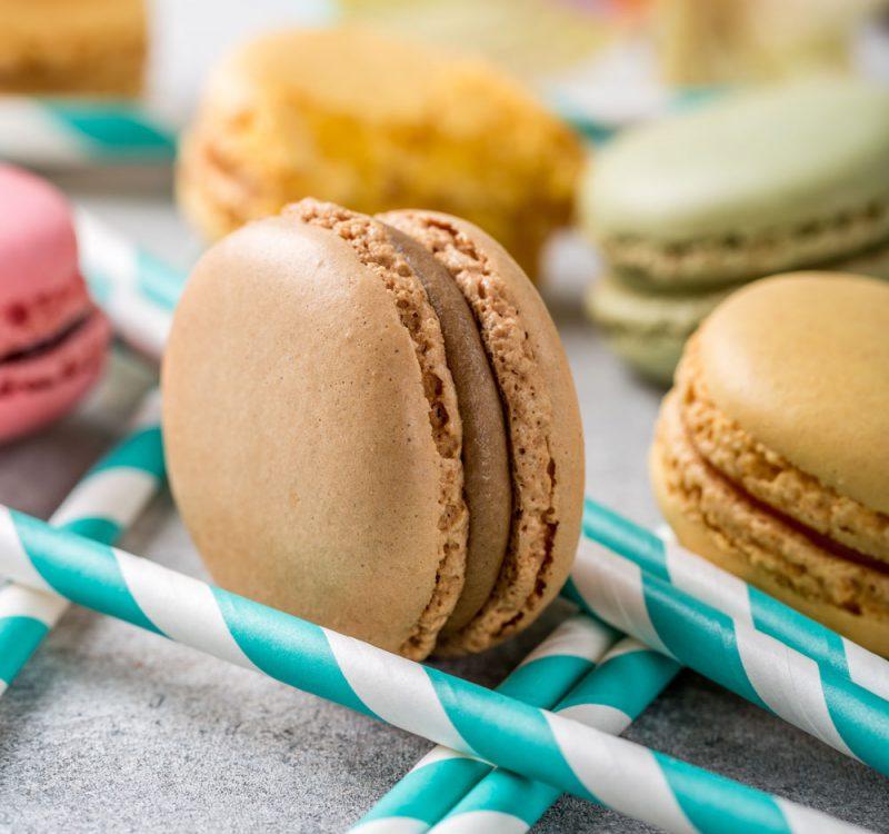 como hacer macarons franceses