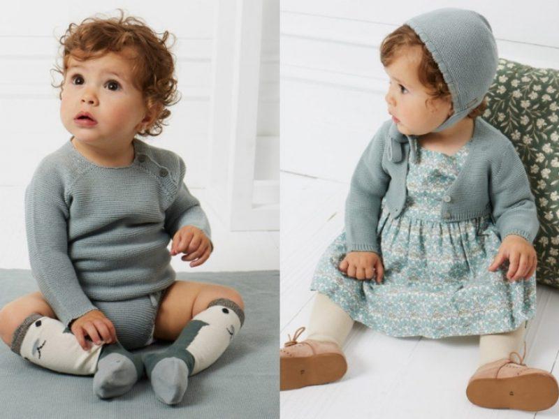 Condor ropa de punto bebes