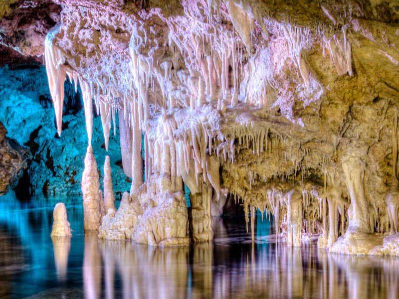 Cuevas dels Hams Mallorca Porto Cristo