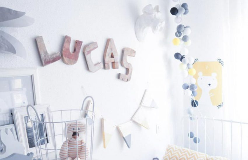decoracion laminas infantiles