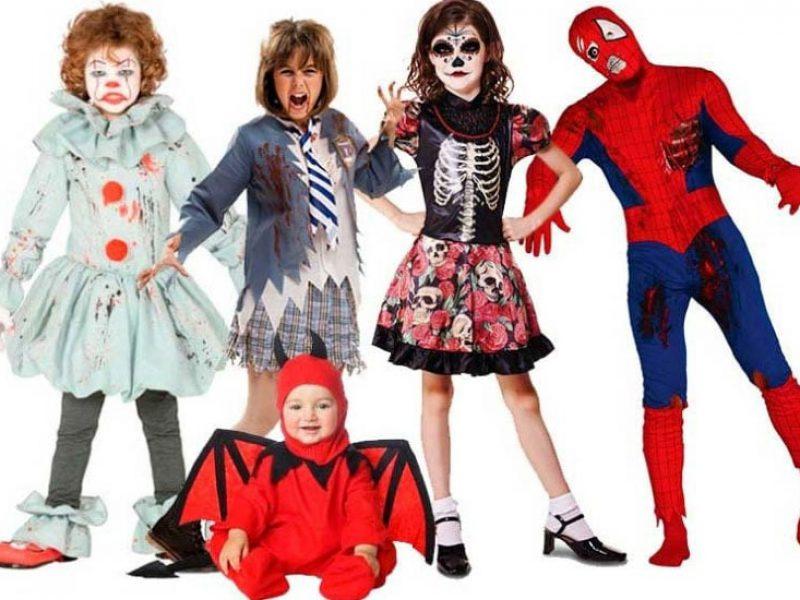 Disfraces para niños tienda