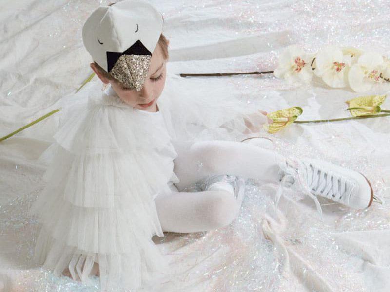 disfraces infantiles meri-meri cisne