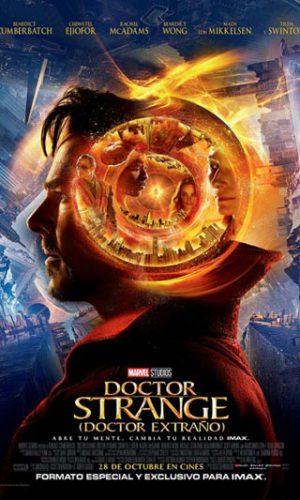 Doctor Strange pelicula Marvel