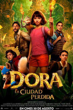 Dora y la ciudad perdida pelicula