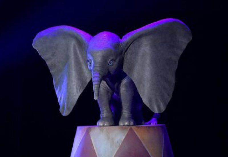 Dumbo pelicula 2019