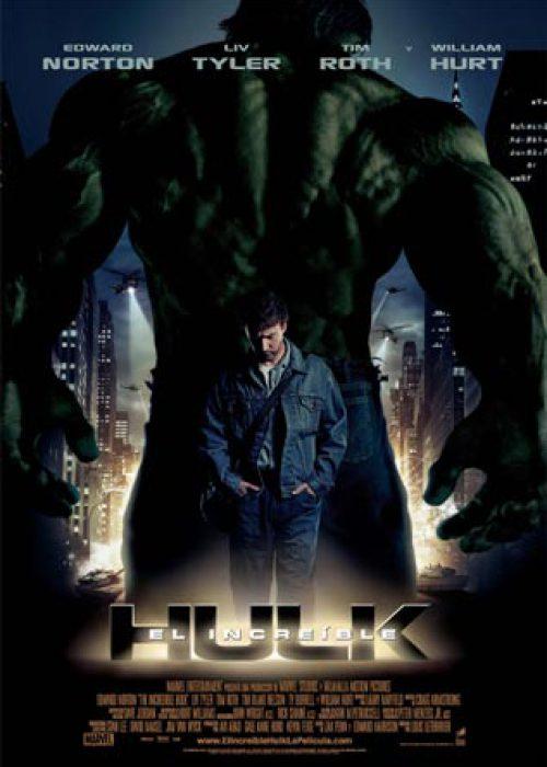 El increible Hulk Marvel