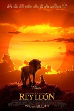 El rey león pelicula 2019
