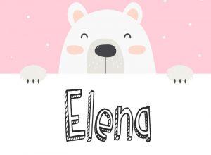 Elena significado nombre
