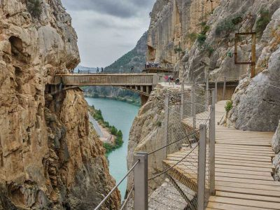 Caminito del Rey Málaga entradas