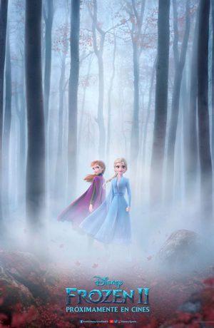 Frozen 2 pelicula infantil
