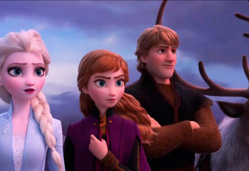 Frozen II pelicula