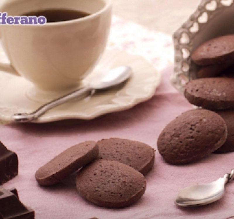 receta de galletas de chocolate