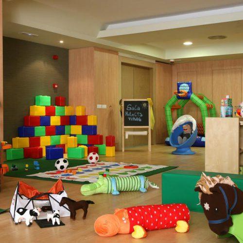 hotel para familias Madrid