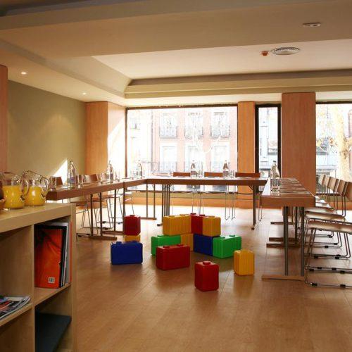 Hotel para ir con niños a Madrid T3 Tirol