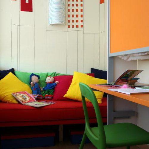 Hotel para niños Madrid T3 Tirol