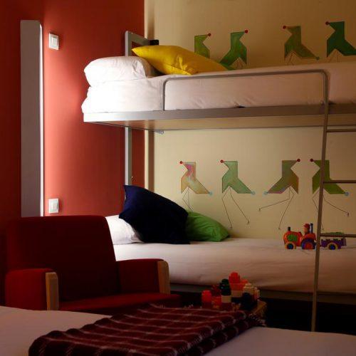 Hotel T3 Tirol Madrid