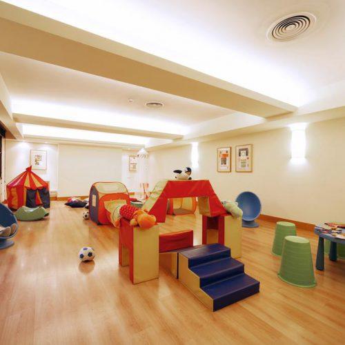 Hotel T3 tirol para niños Madrid