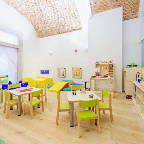 hoteles con actividades para niños en lisboa