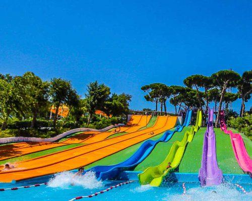 Illa Fantasia Barcelona parque acuatico entradas