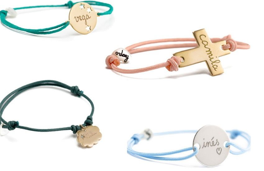 Joyas personalizadas para niñas Hops
