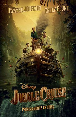 Jungle Cruise pelicula estreno 2020