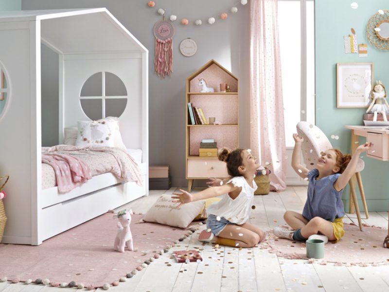 maisons du monde muebles para niña