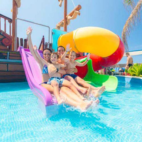 Menorca hoteles para niños